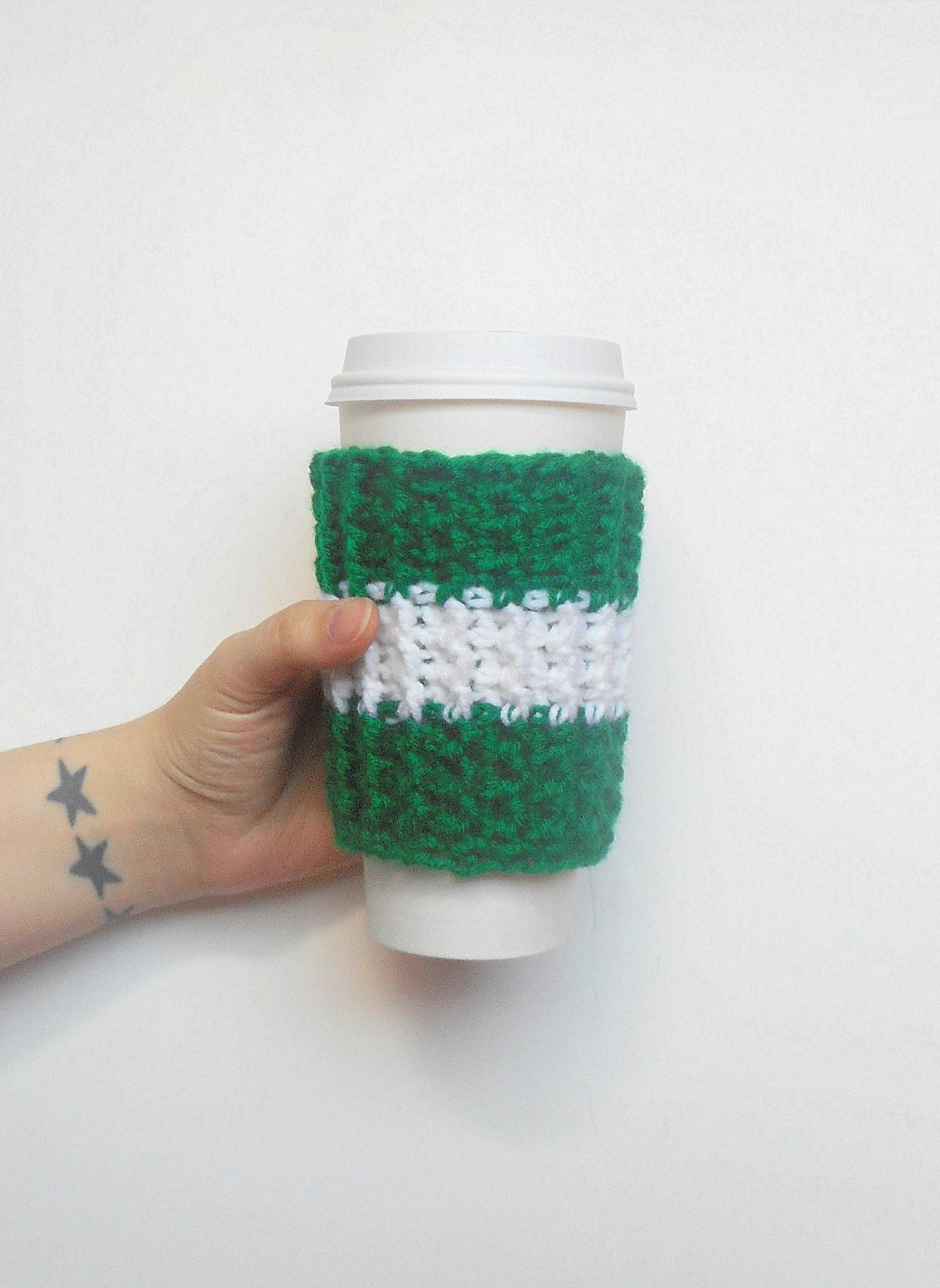 New York Team Coffee Cozy.