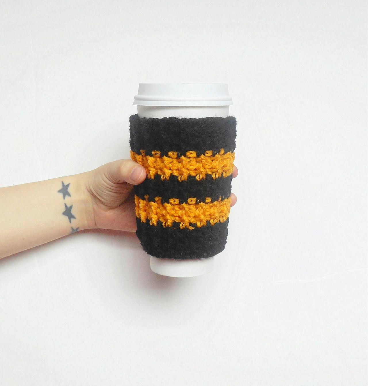 Louisiana Team Coffee Cozy.